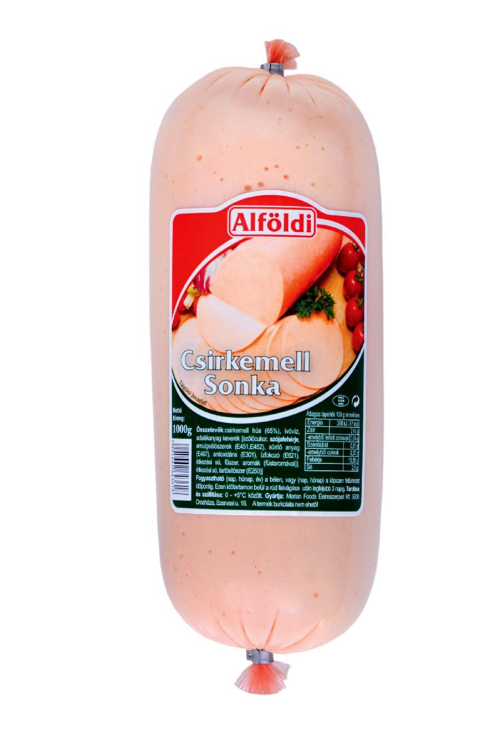 Csirkemell sonka 1kg ALFÖLDI Merián